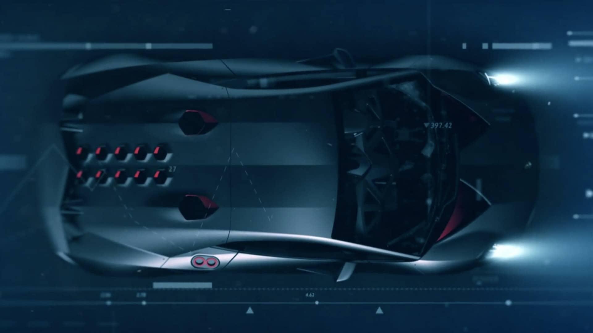 Technological Innovation Lamborghini Com