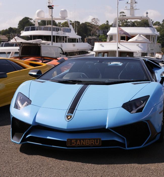 Lamborghini Club Australien   Lamborghini.com