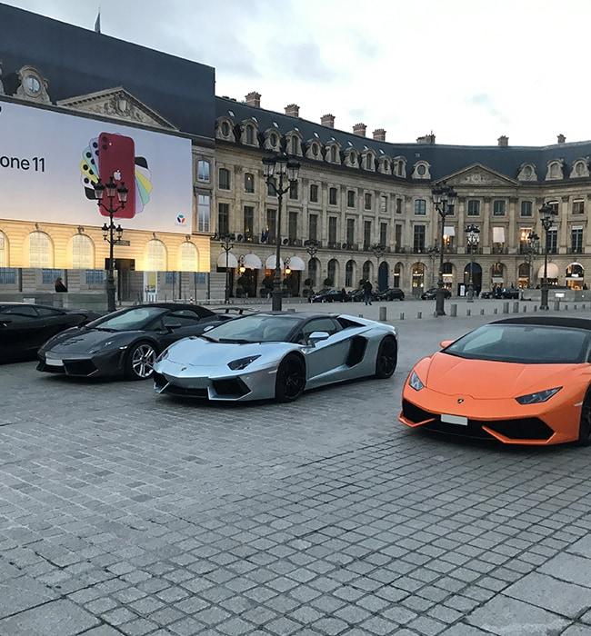 Lamborghini Club Frankreich | Lamborghini.com