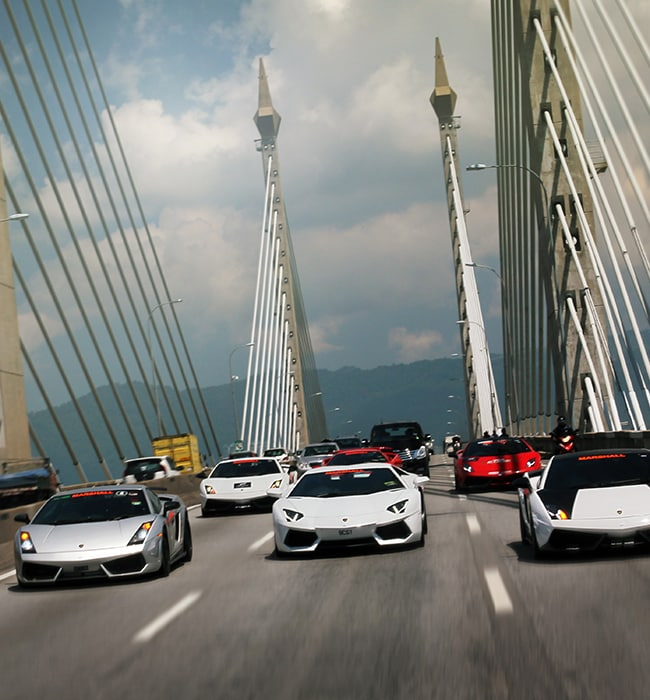 Lamborghini Club マレーシア | Lamborghini.com