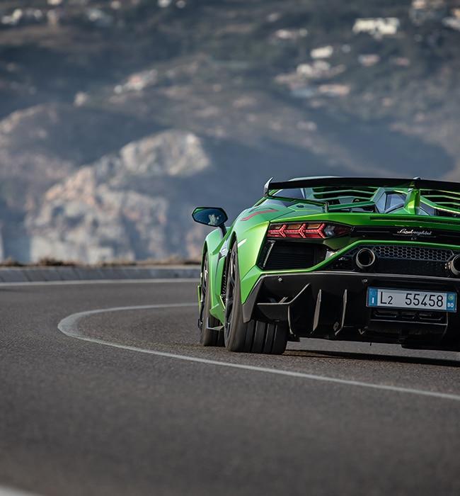 Lamborghini Club New Zealand | Lamborghini.com