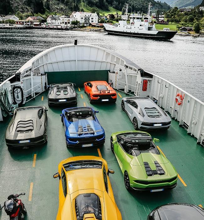 Lamborghini Club Norway | Lamborghini.com
