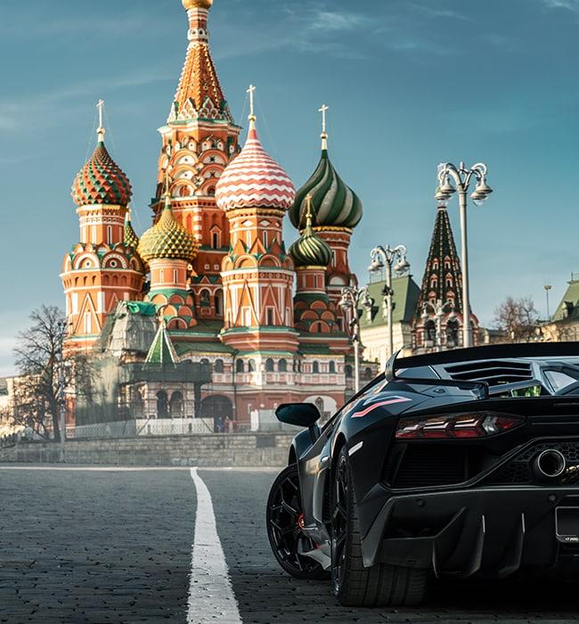 Lamborghini Club Russia | Lamborghini.com