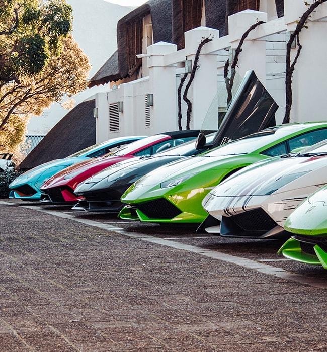 Lamborghini Club Южная Африка | Lamborghini.com