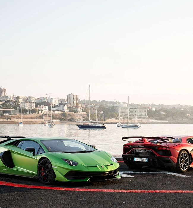 Lamborghini Club Испания | Lamborghini.com