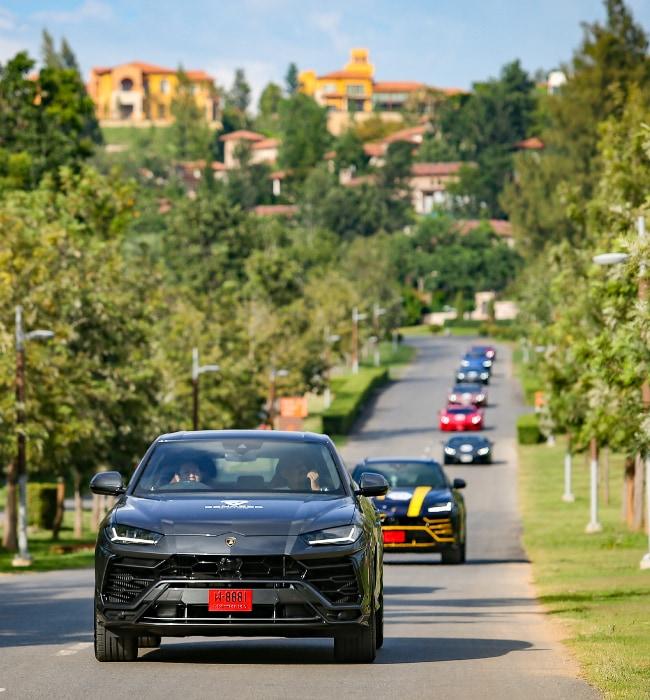 Lamborghini Club Таиланд | Lamborghini.com