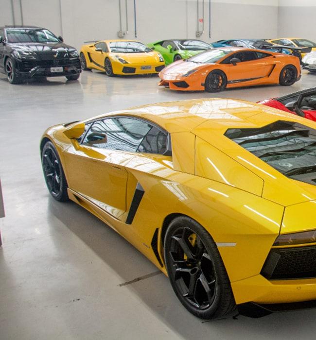 Lamborghini Club Бразилия | Lamborghini.com