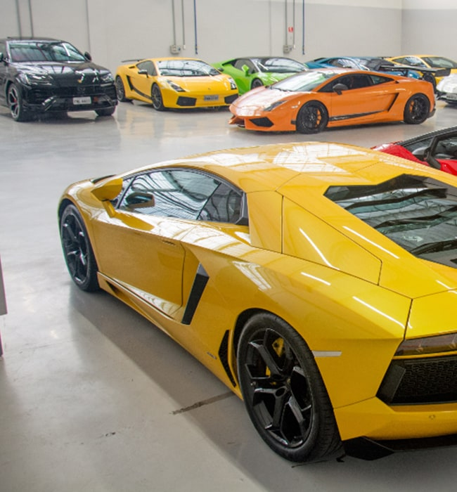 Lamborghini Club Brasilien | Lamborghini.com