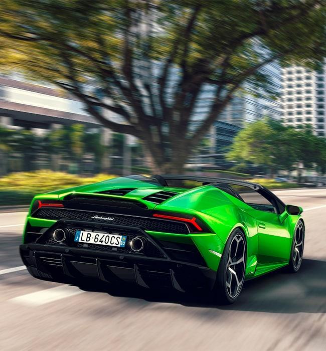 Lamborghini Club Germany | Lamborghini.com