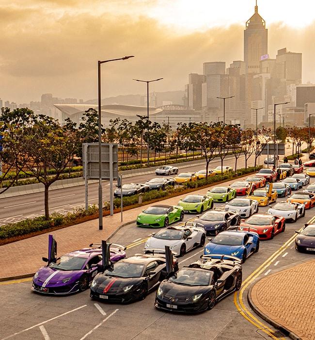 Lamborghini Club Hong Kong | Lamborghini.com
