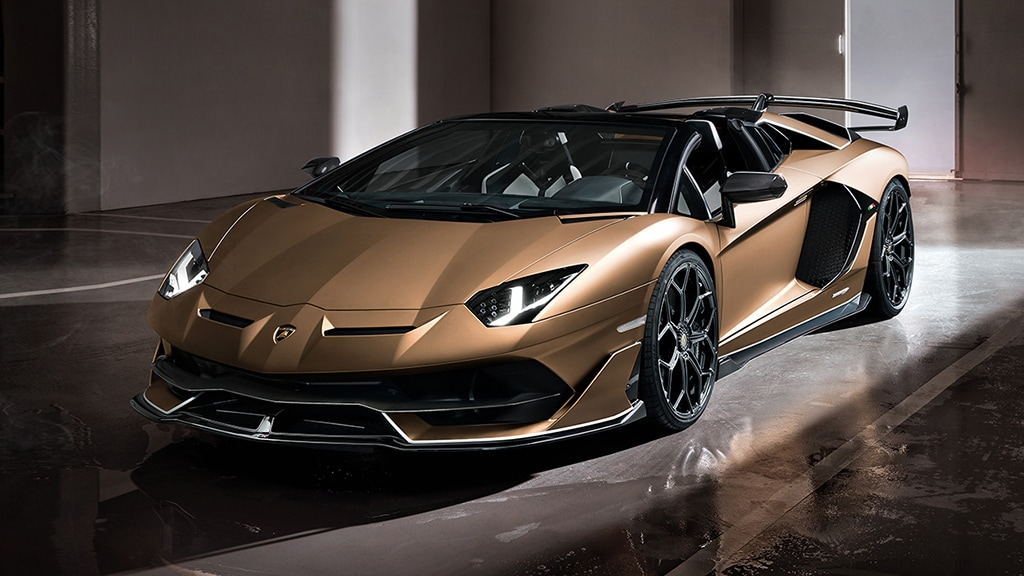 Lamborghini Aventador SVJ Roadster | Lamborghini.com