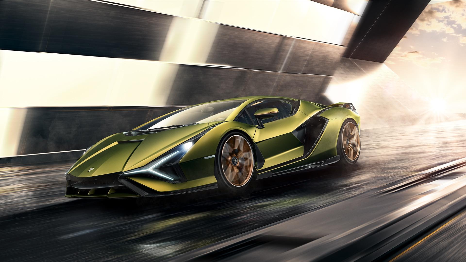 Sian Lamborghini
