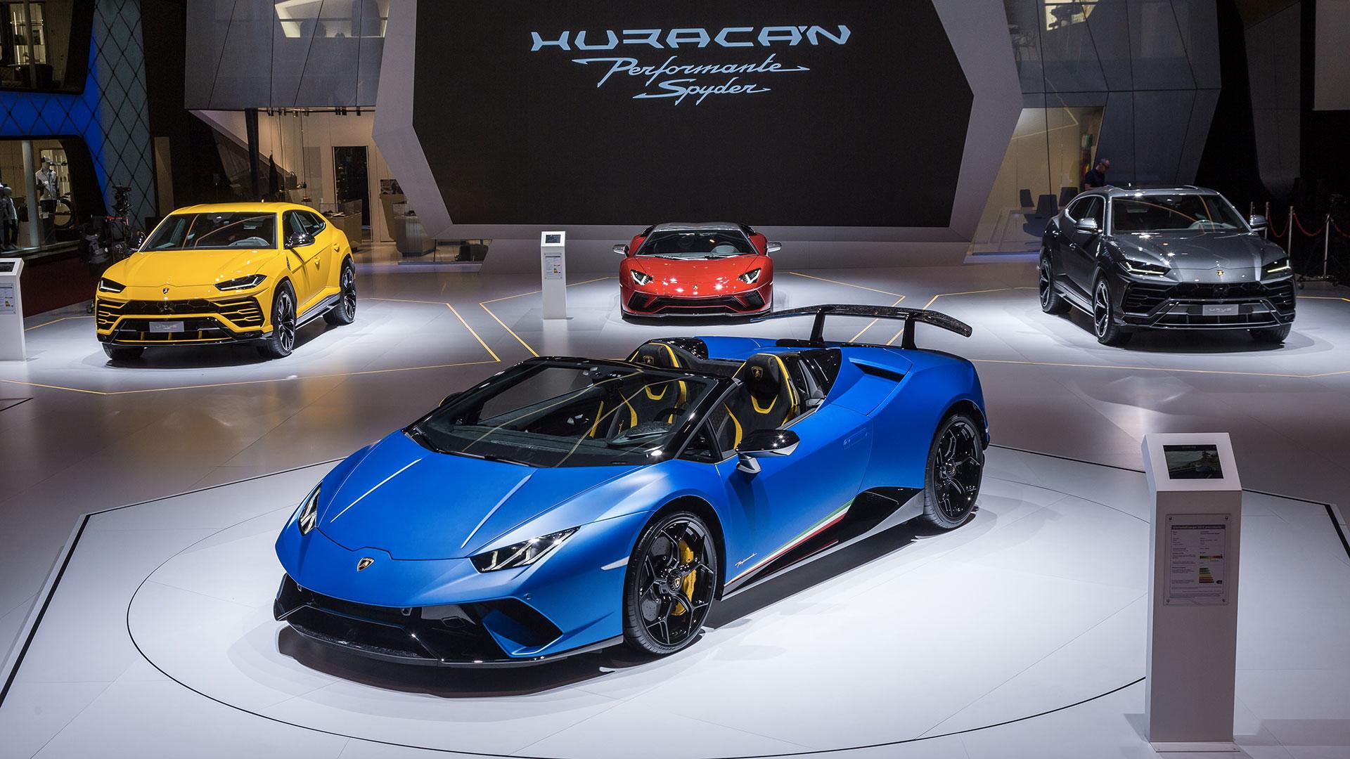News From The Geneva Motor Show