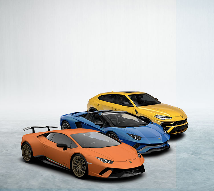 Lamborghini Sales: Automobili Lamborghini - Official Website