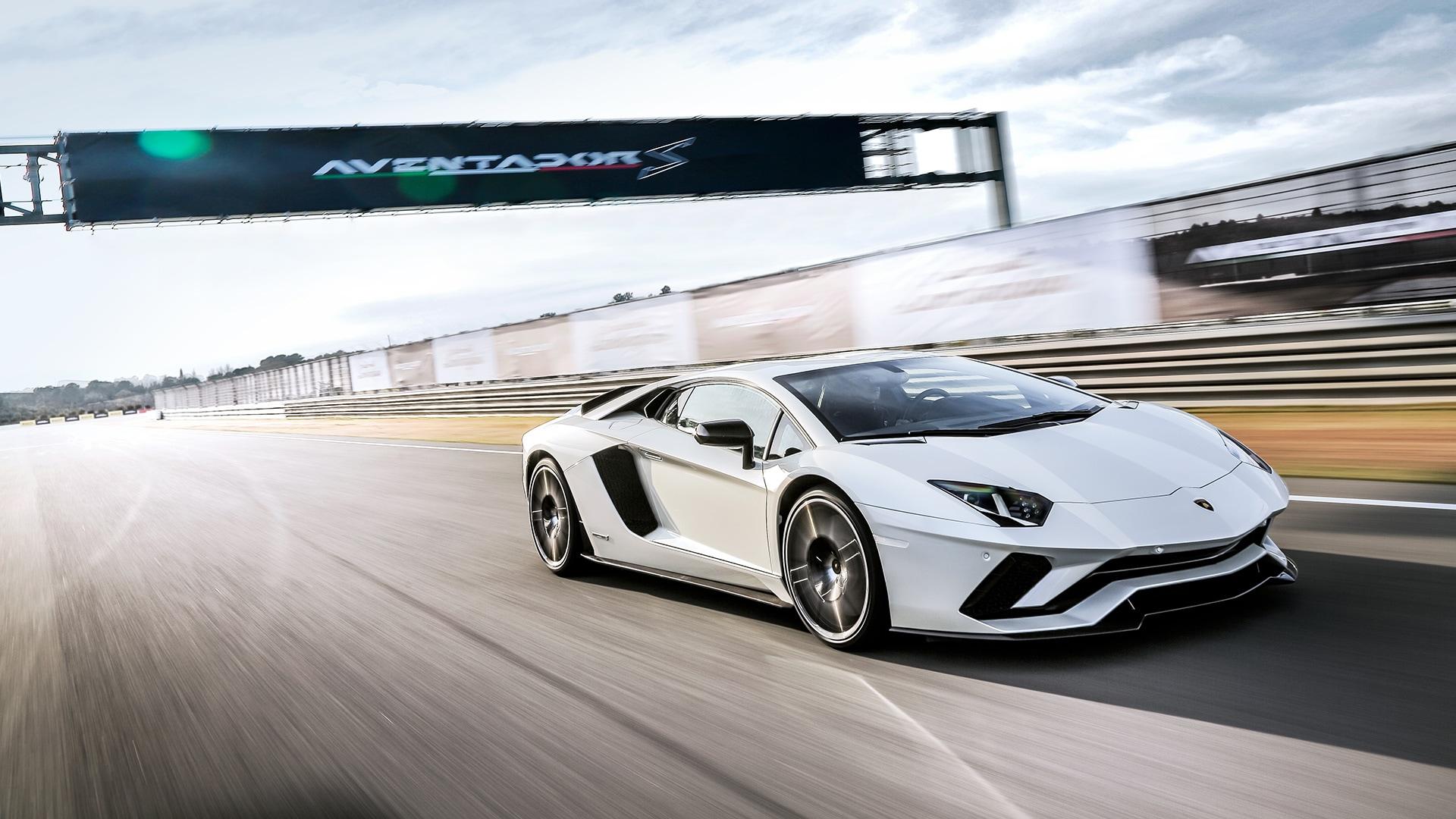 Lamborghini Aventador S Fotos Videos
