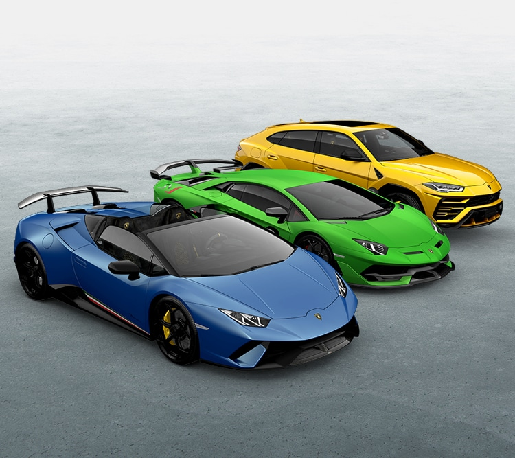 Configurator Customize Your Lamborghini