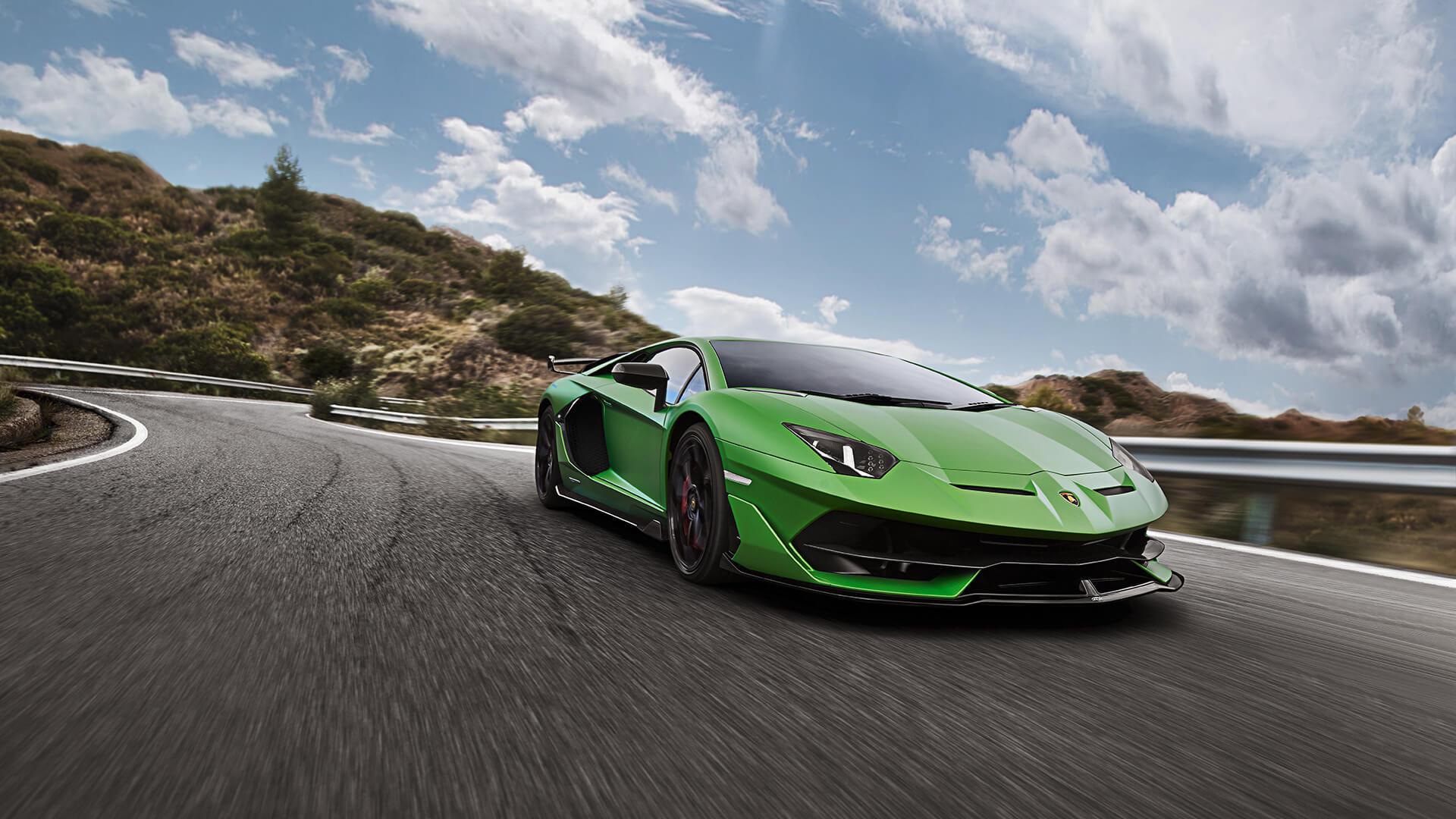 Lamborghini Aventador SVJ Coupé