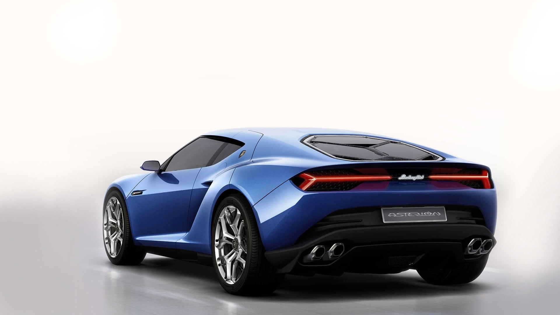 Lamborghini Asterion  Technical Specifications Pictures Videos
