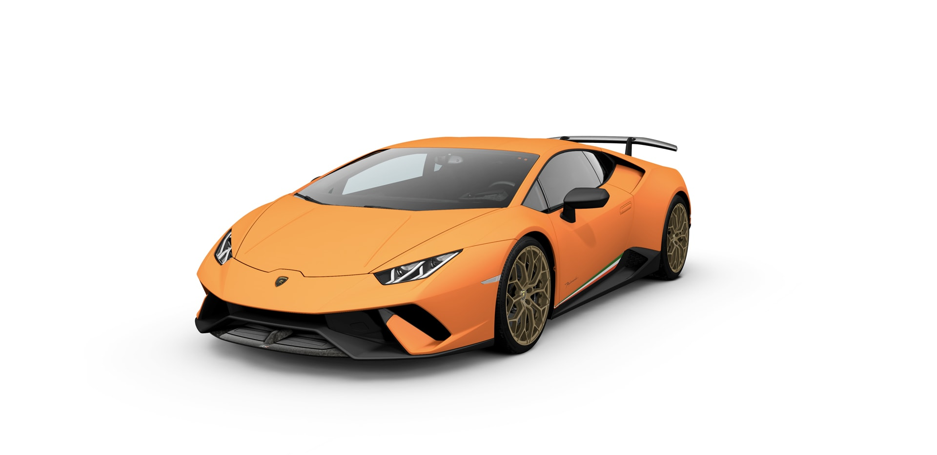 lamborghini huracán performante - technical specifications, pictures