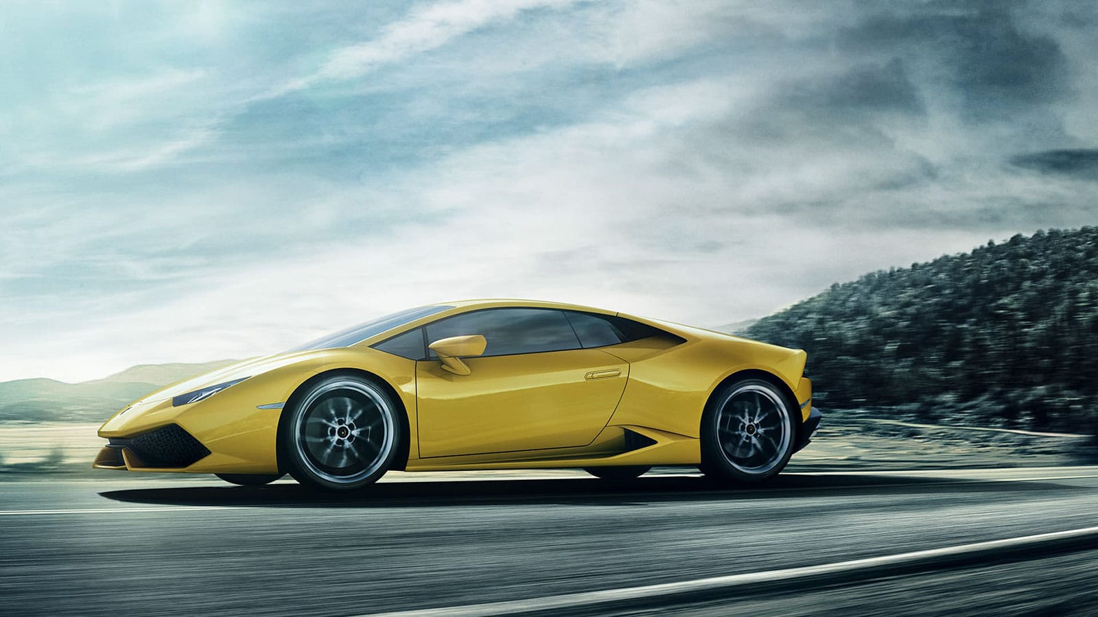 lamborghini huracán coupè - technical specifications, pictures, videos