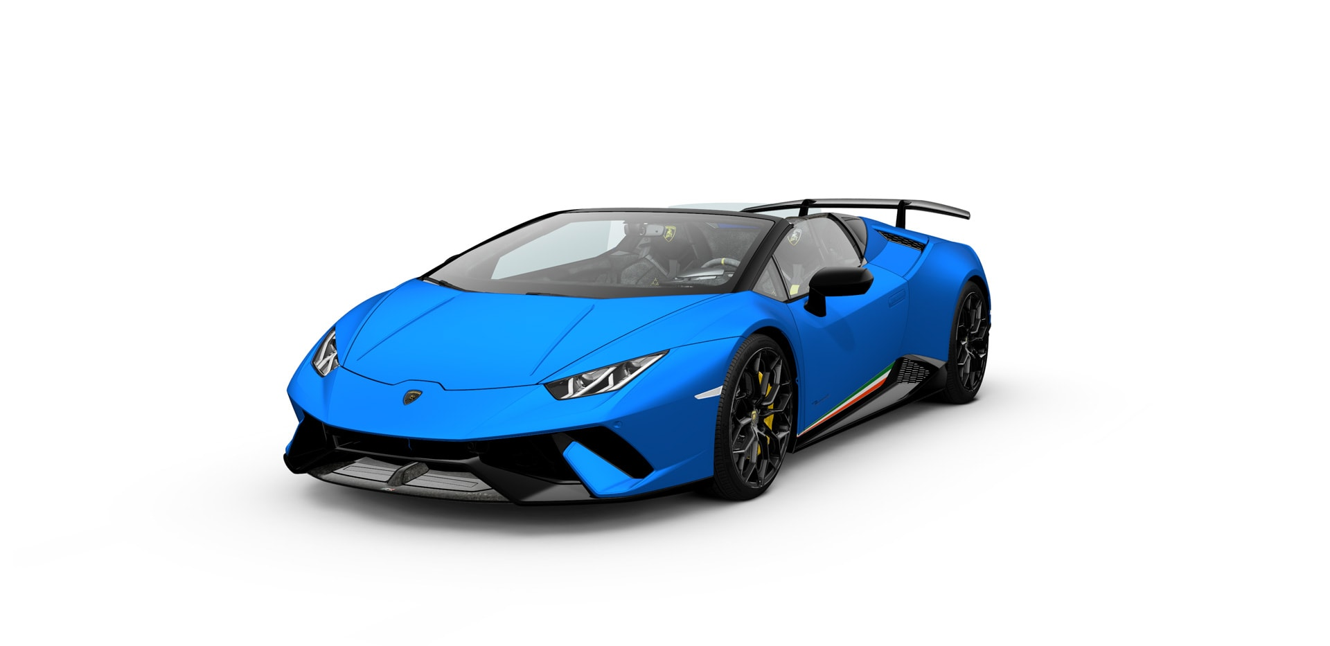 Lamborghini Huracán Performante Spyder, Technical