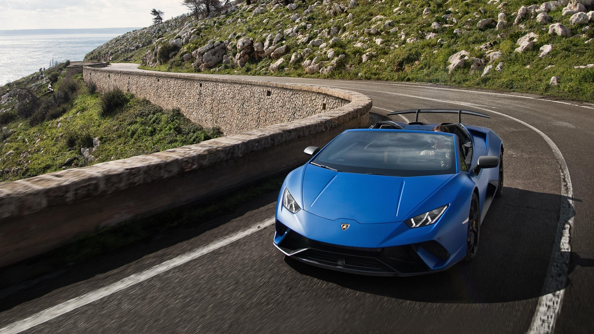 Lamborghini Huracan Performante Spyder Technical Specifications