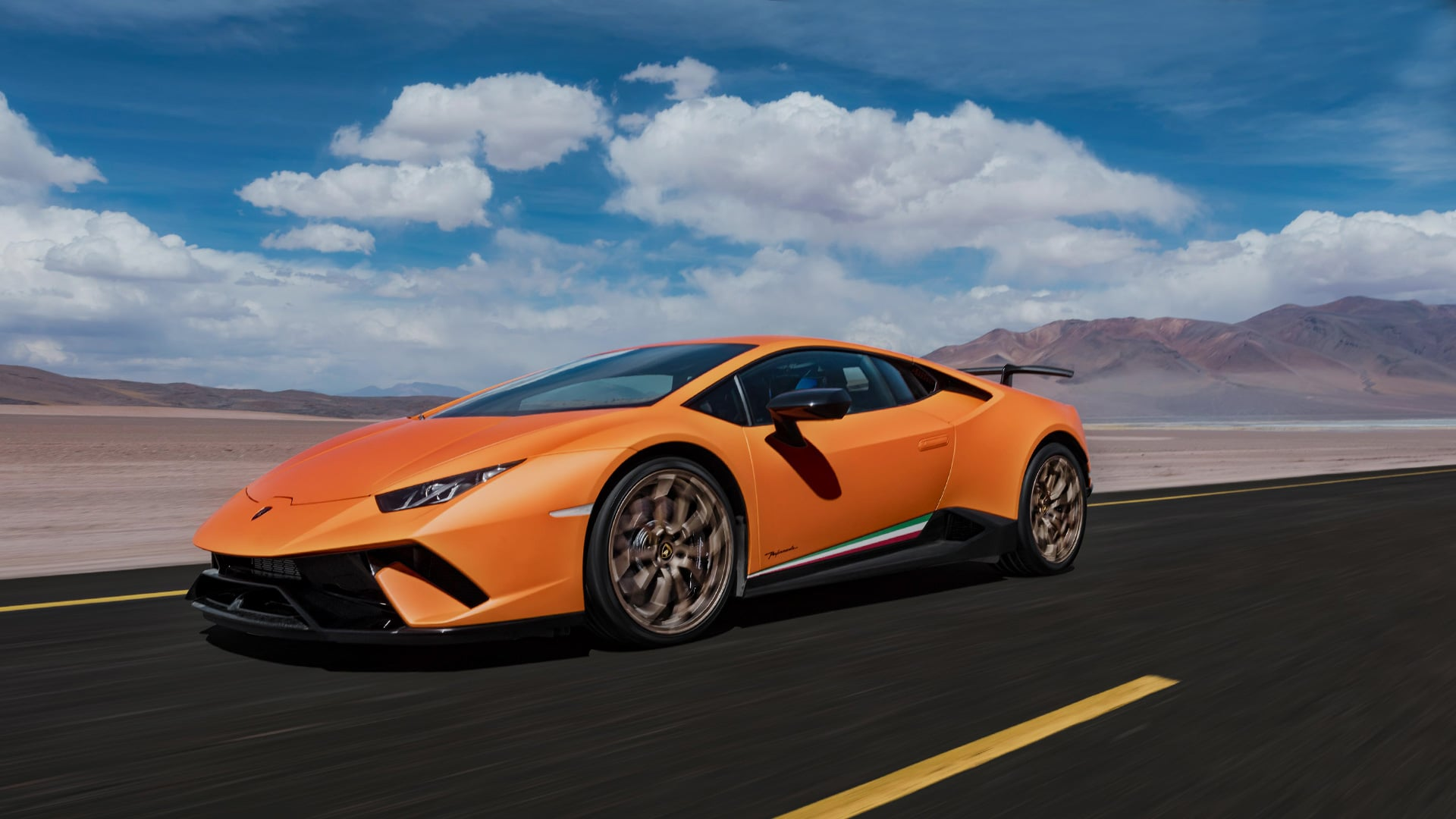 HuracÁn Performante Raging Technology