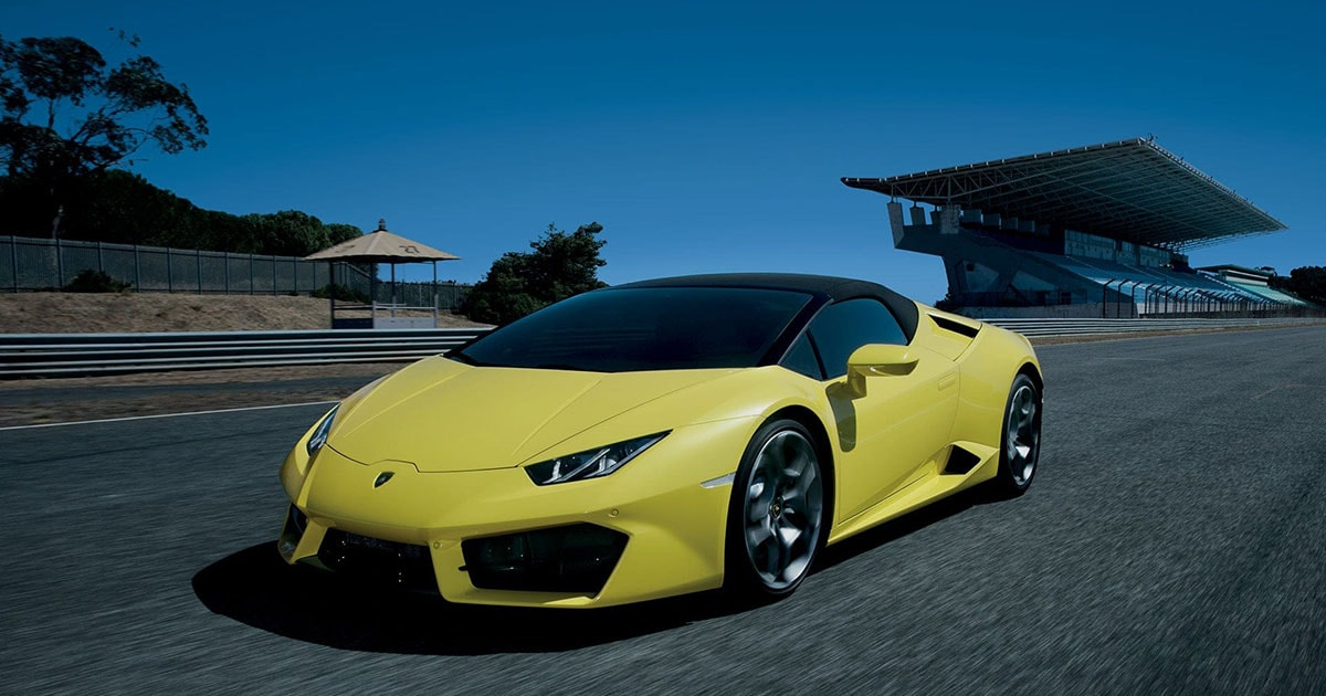 Lamborghini Huracan Rwd Spyder Technical Specifications Pictures