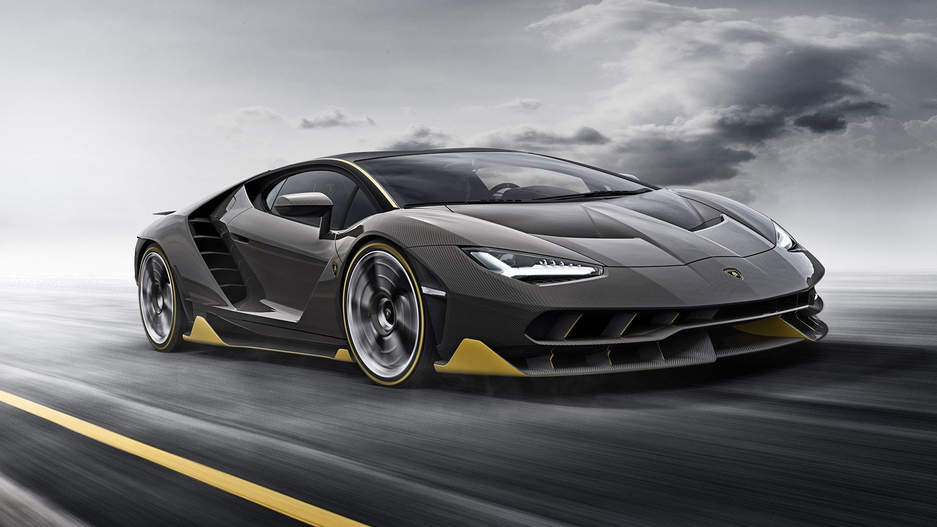 Lamborghini Centenario - Technical Specifications, Pictures, Videos