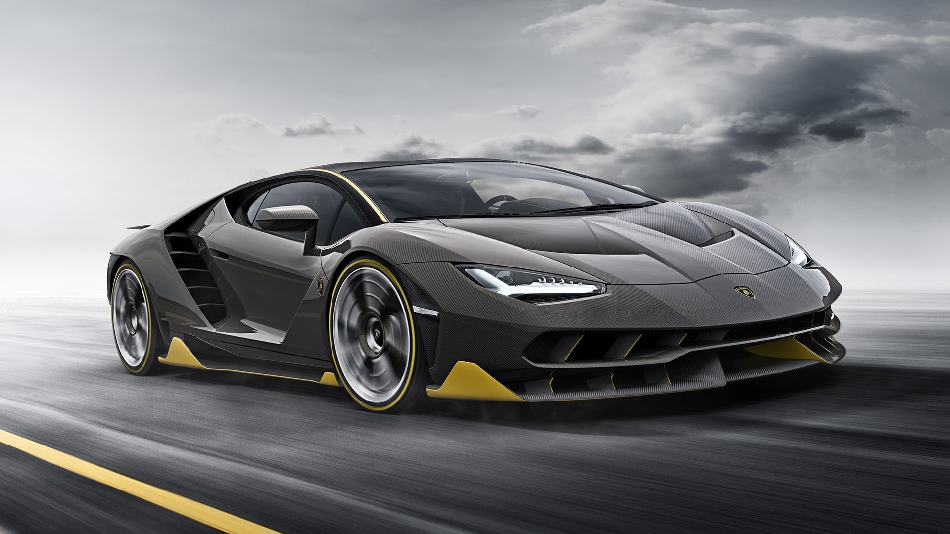 LAMBORGHINI. Home · Models · One Off · Centenario