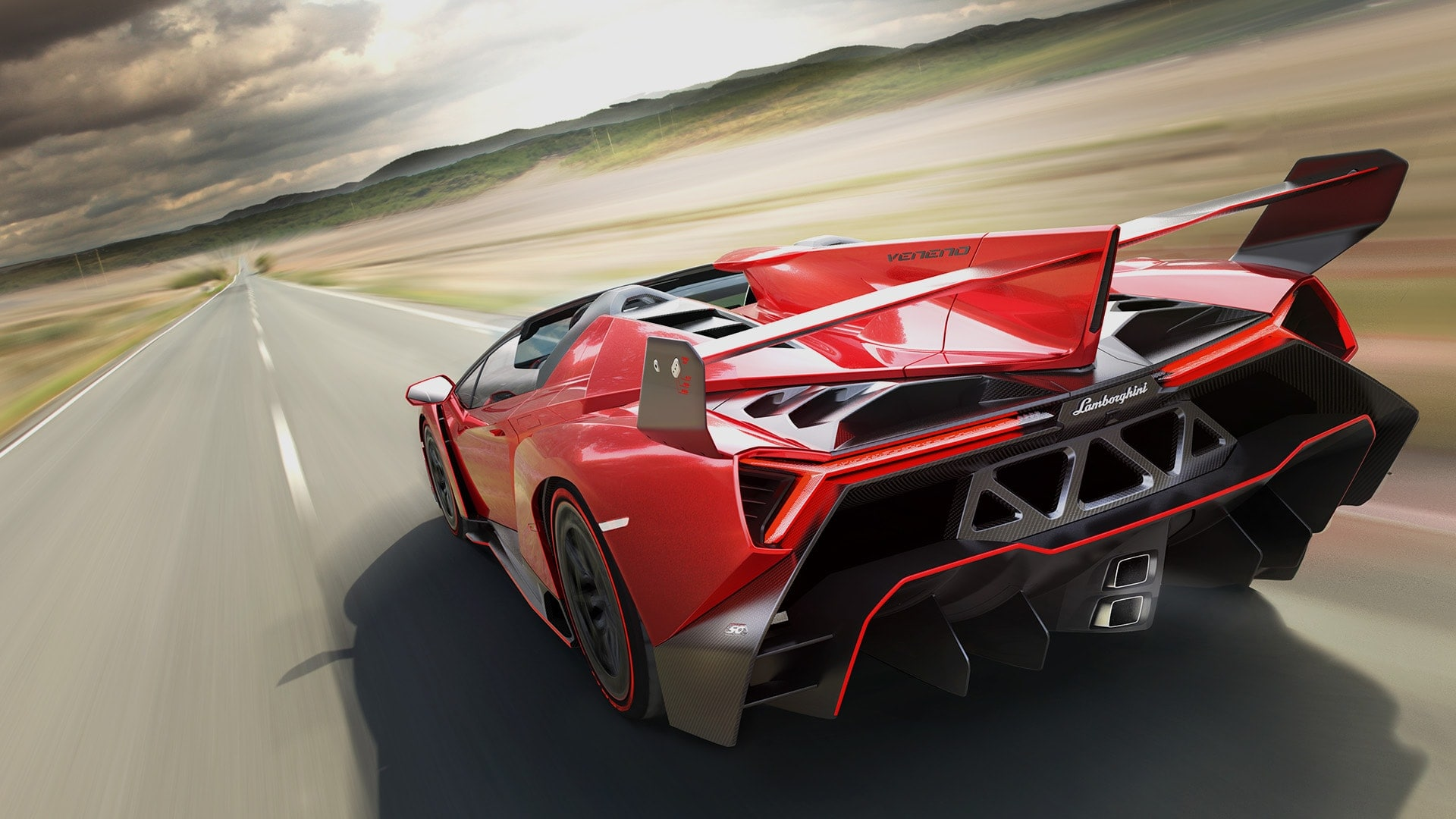 Veneno Roadster , Technical Specifications, Pictures, Videos