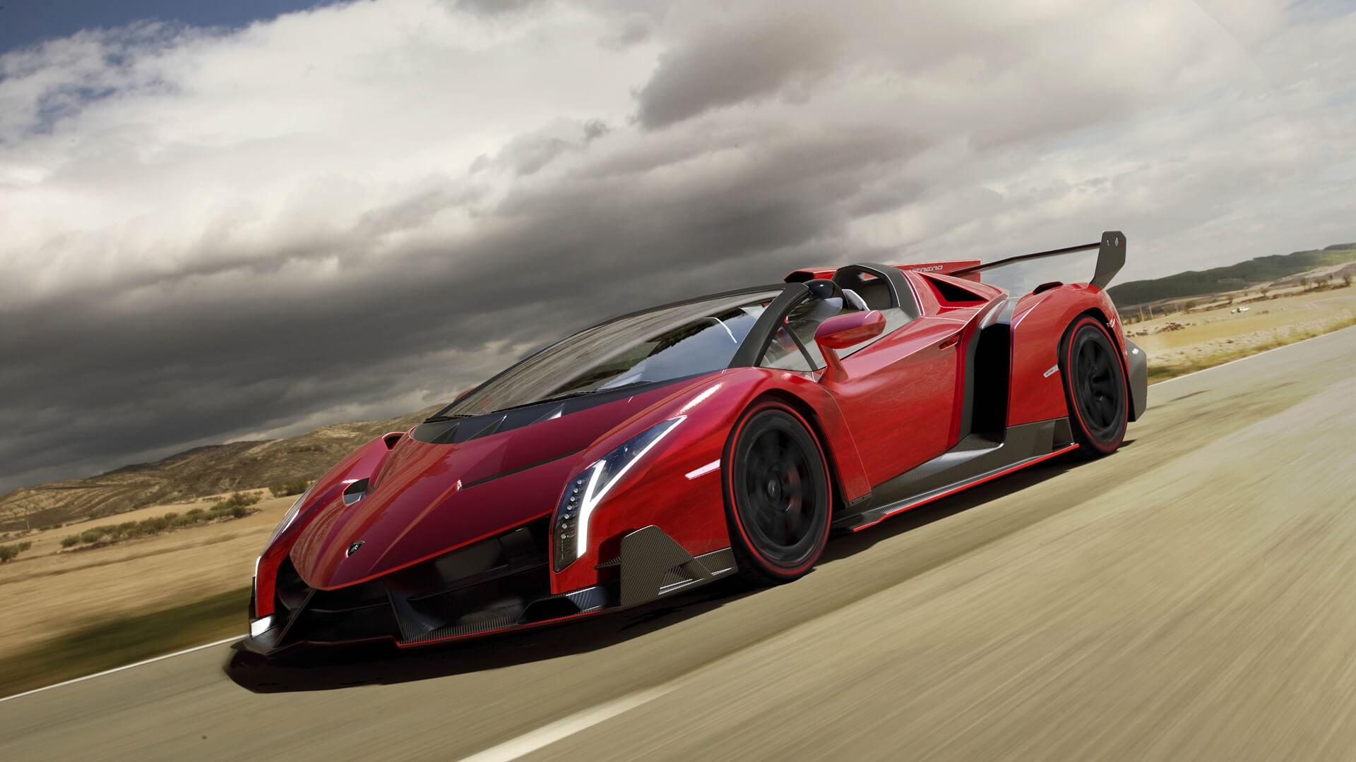 Lamborghini Veneno: the Few-Off for the 50th anniversary