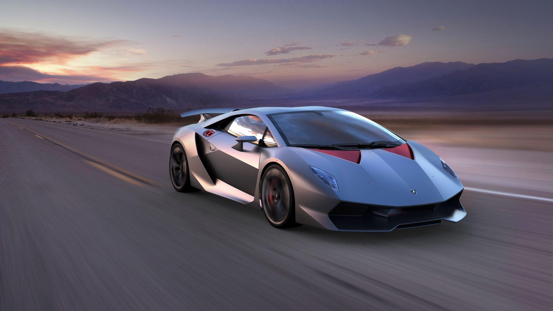 Lamborghini Sesto Elemento The Lightest Few Off Of All