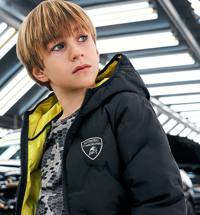 Lamborghini's Kidswear Collection with Kabooki