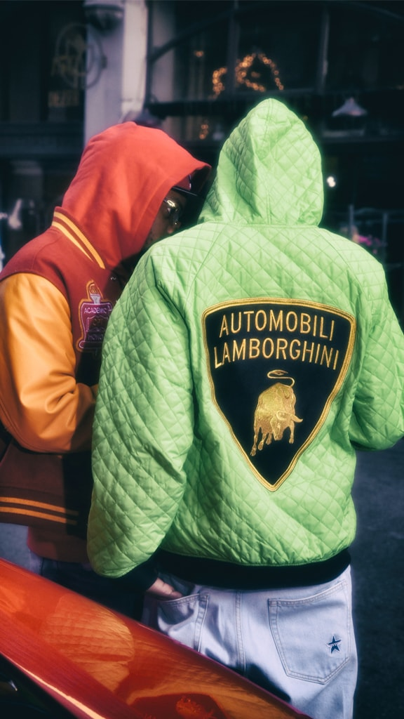 Lamborghini and Supreme: new collection for Spring-Summer 2020