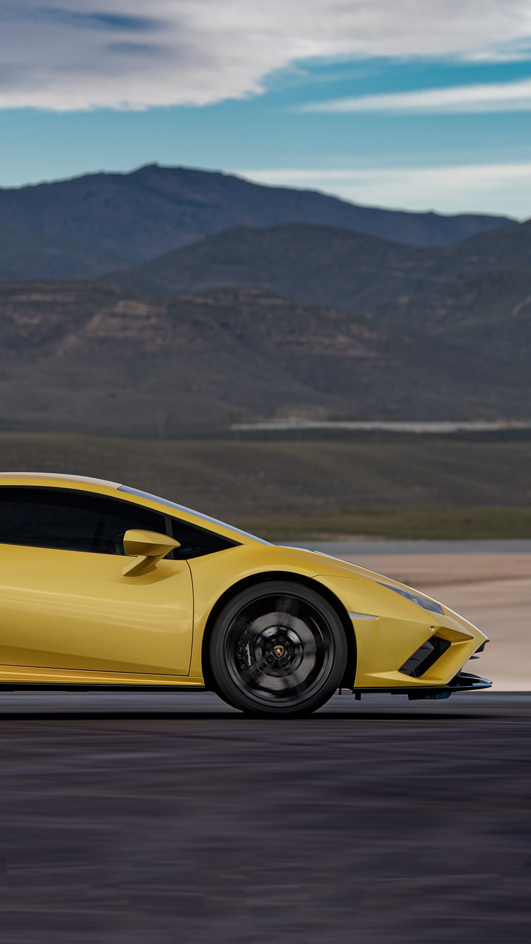 Huracán EVO RWD: New Features