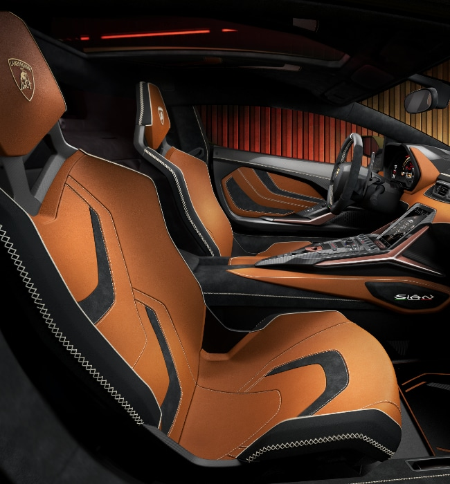 Lamborghini Sián's 3D Printing: How it works
