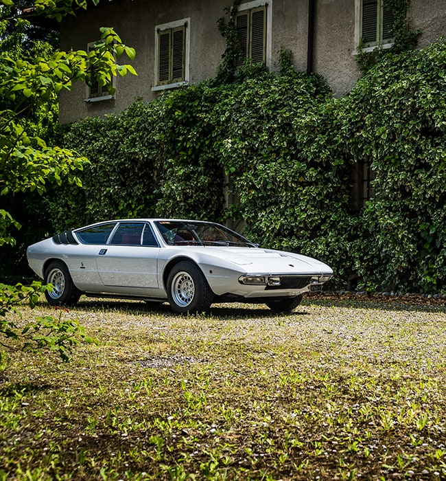 Lamborghini Urraco: the trailblazing supercar turns 50