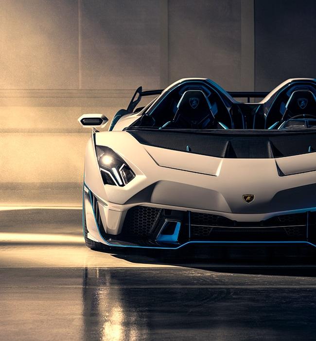 Lamborghini SC20:  Squadra Corse's new open-top one-off