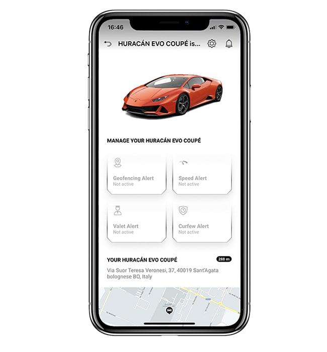 Huracán EVO and Amazon Alexa: towards the future of mobility