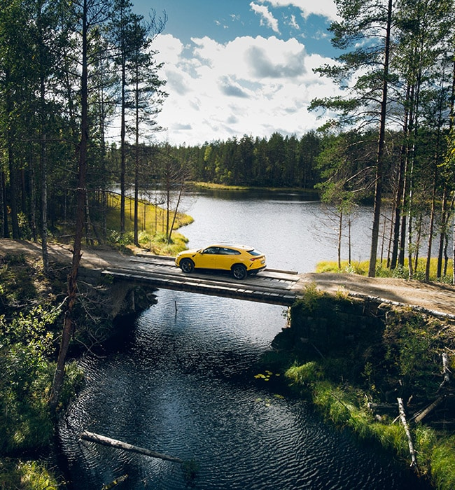 Earth Day: Lamborghini receives the Green Star award