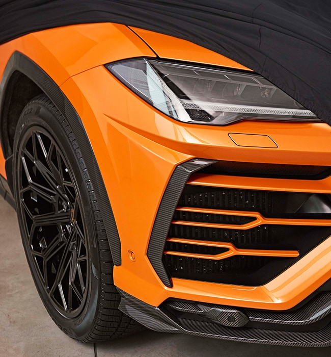 Lamborghini Accessori Originali in Carbon Fiber