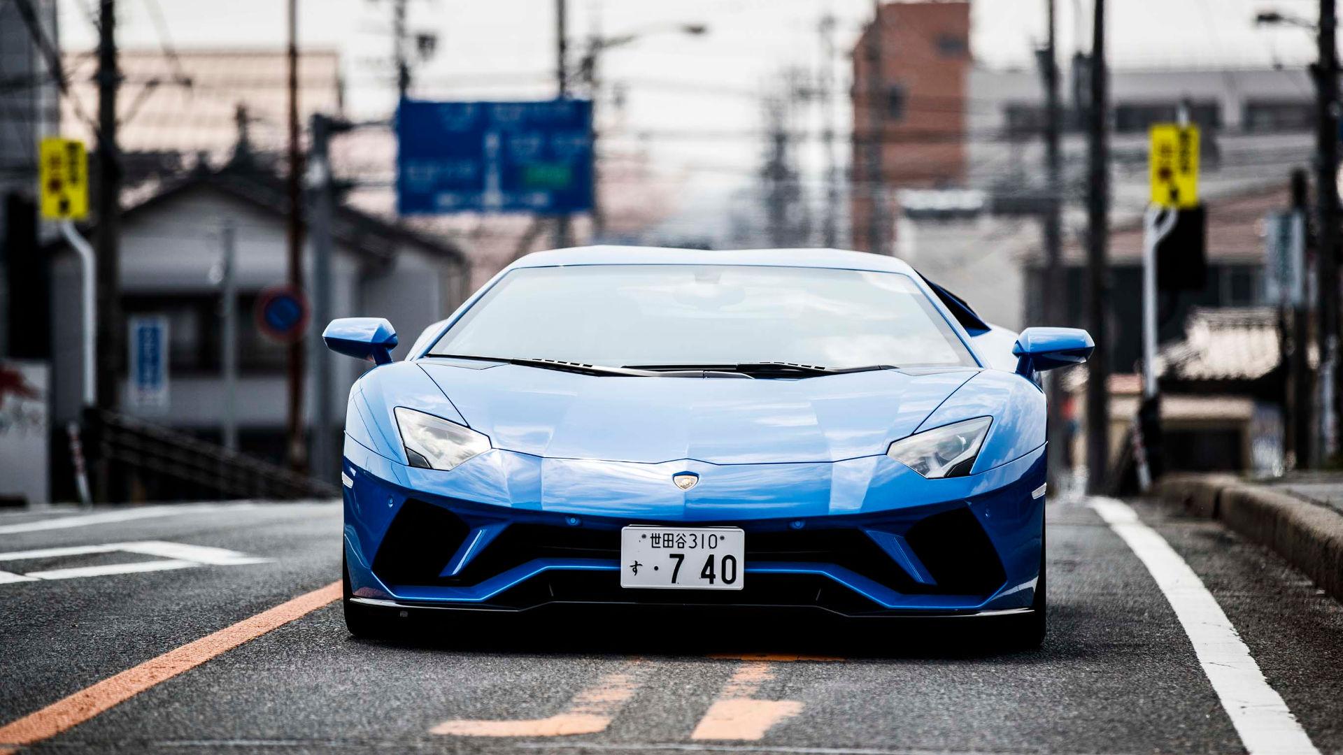 MEDIA - GALLERY - AVENTADOR S JAPAN - 6
