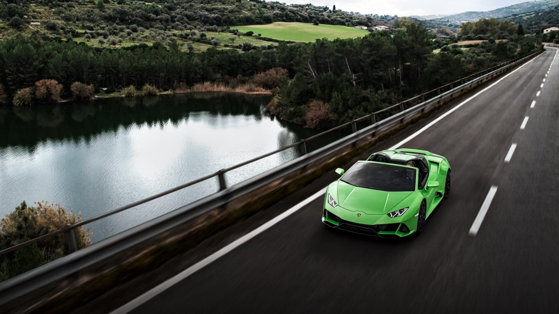 Real Carbon Fiber License Plate Frame for LAMBORGHINI Huracan Aventador Gallardo