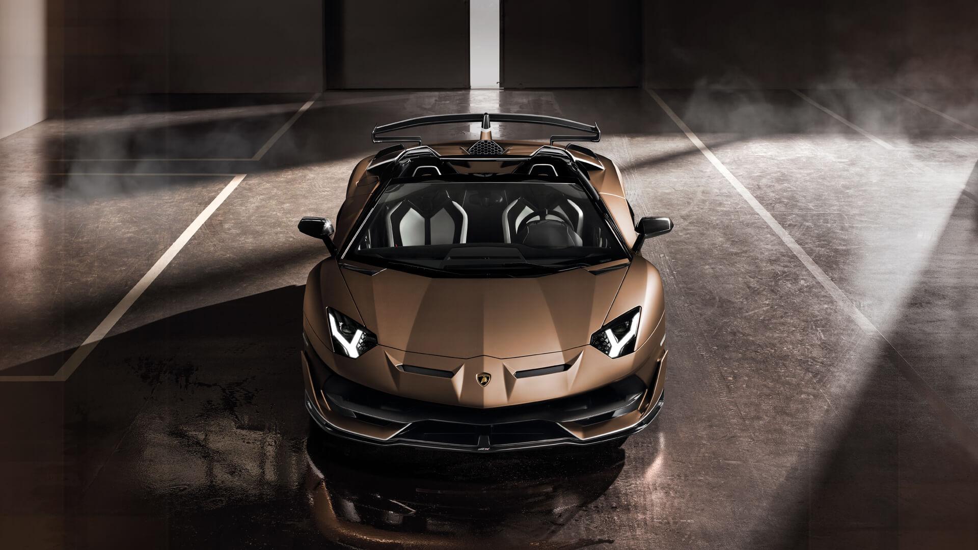 Meet Aventador Svj Roadster