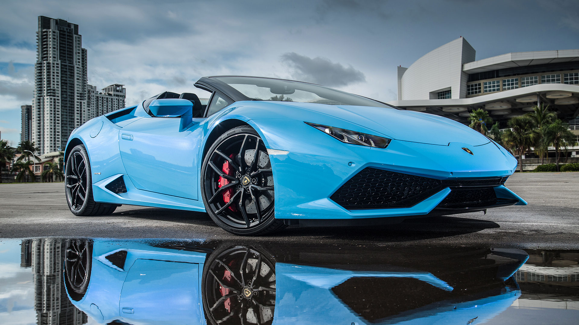 lamborghini huracán spyder: 2017 car of the year