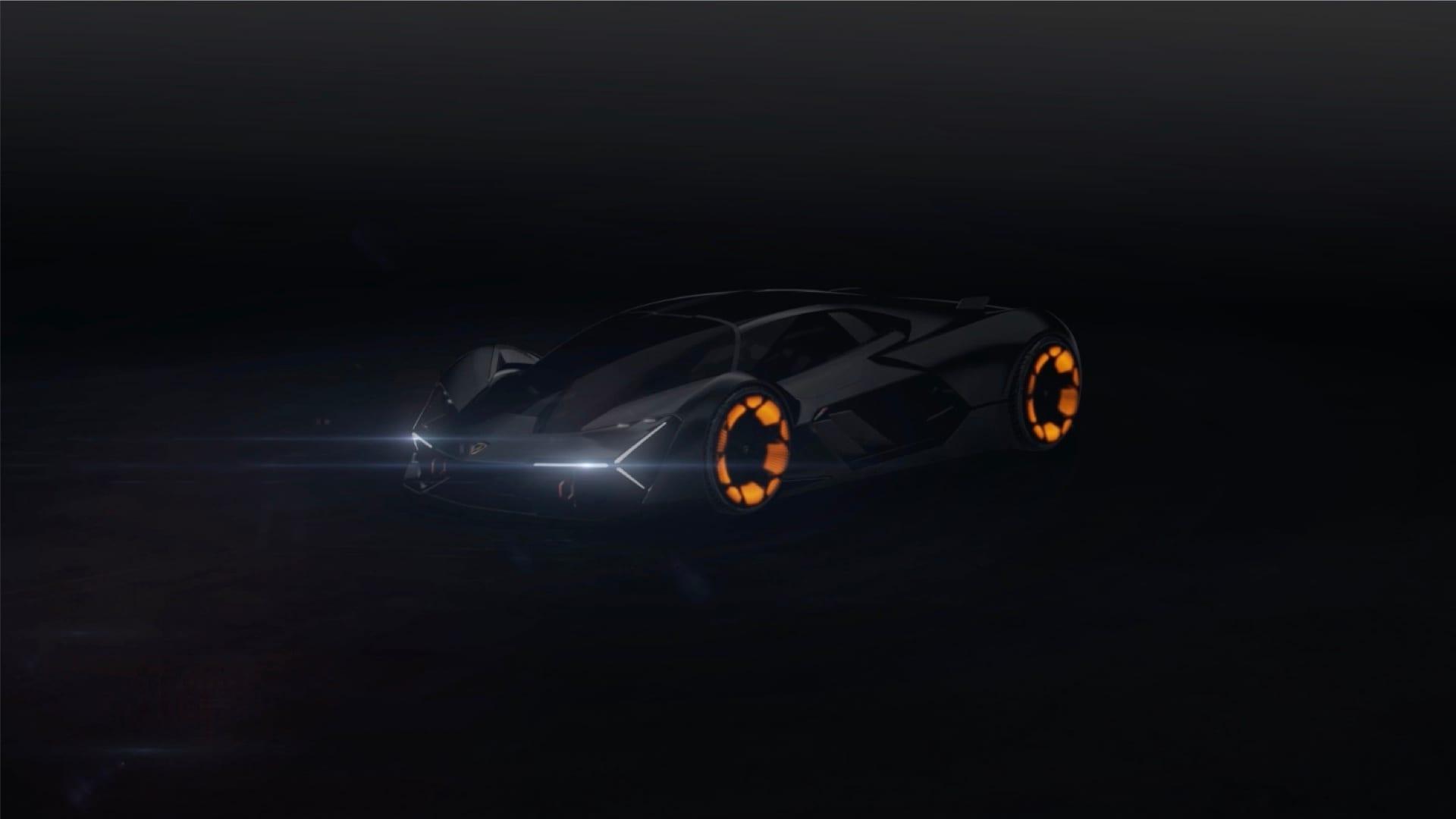 Introducing Lamborghini Terzo Millennio
