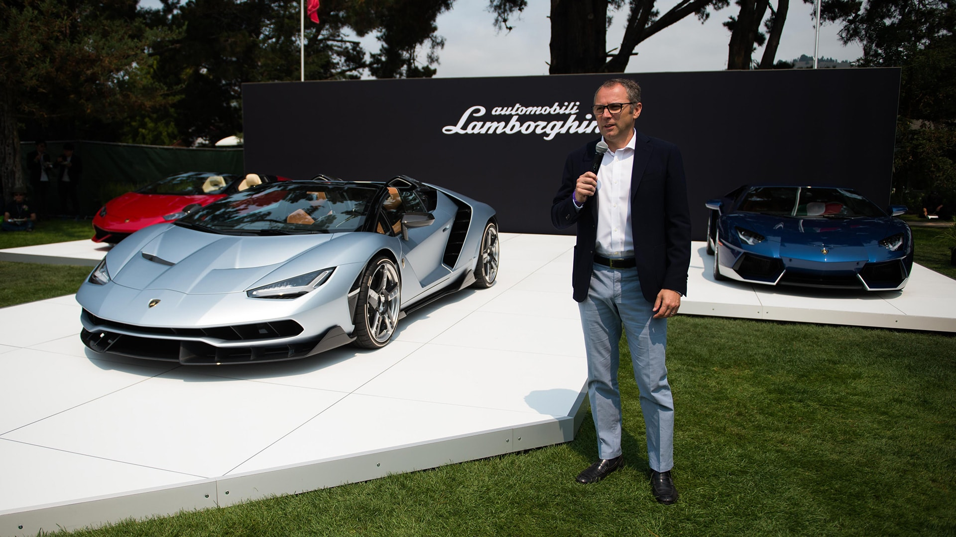 Lamborghini Mit Together To Write The Future Of Super Sports Cars