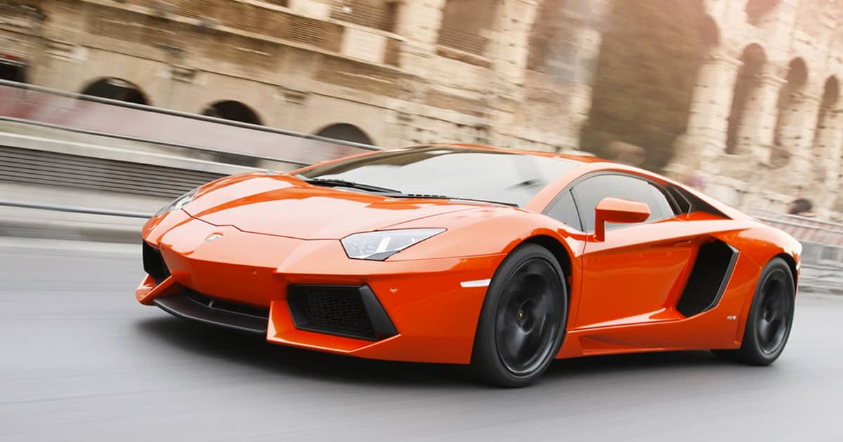 Lamborghini Aventador Coupè - Technical Specifications, Pictures, Videos