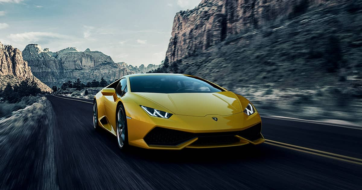 Lamborghini Huracan Coupe Technical Specifications Pictures Videos